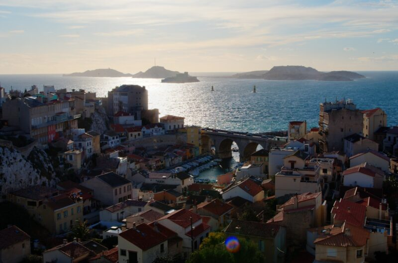Marseille what to see / Interesting places, monuments and tourist attractions