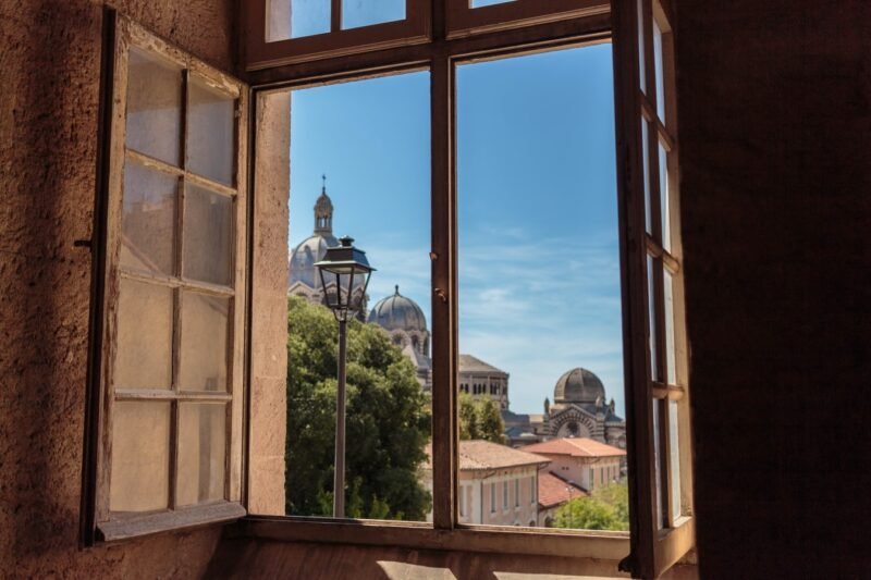 Marseille monuments / The most important and most interesting monuments and tourist attractions in Marseille