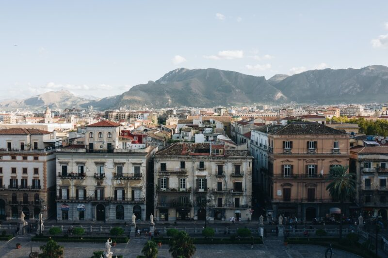 Palermo monuments / Interesting places and tourist attractions