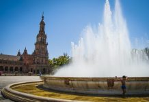 Sevilla attractions / Interesting places, the most important monuments and interesting places / Sightseeing in Seville