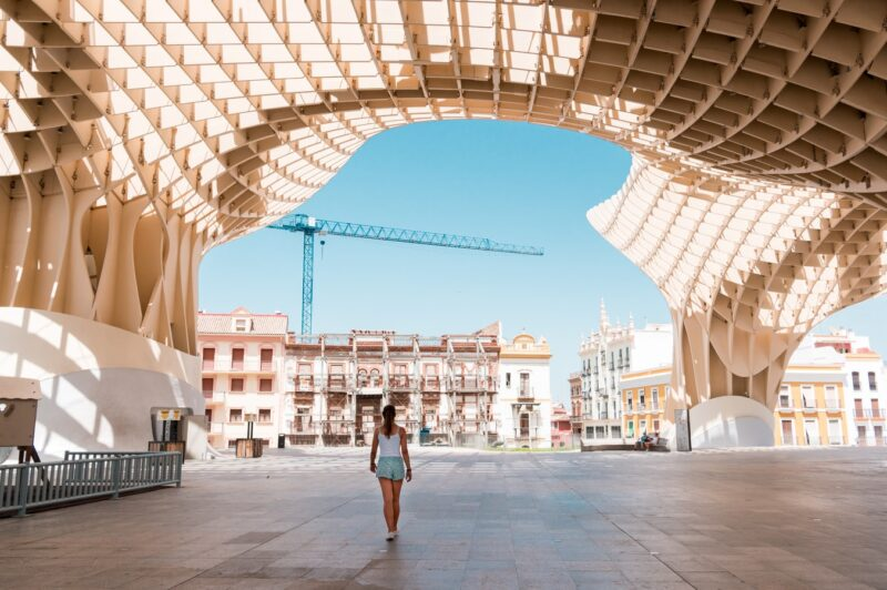 Seville interesting places / Tourist attractions, interesting places and the most important monuments Maria Luisa Park