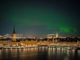 Stockholm tourist attractions / Interesting places, monuments - what is worth seeing and visiting.