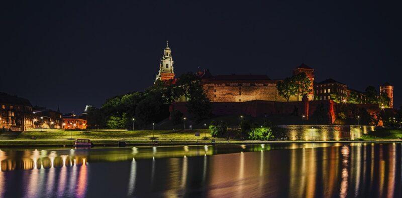 Royal Castle in Krakow Wawel