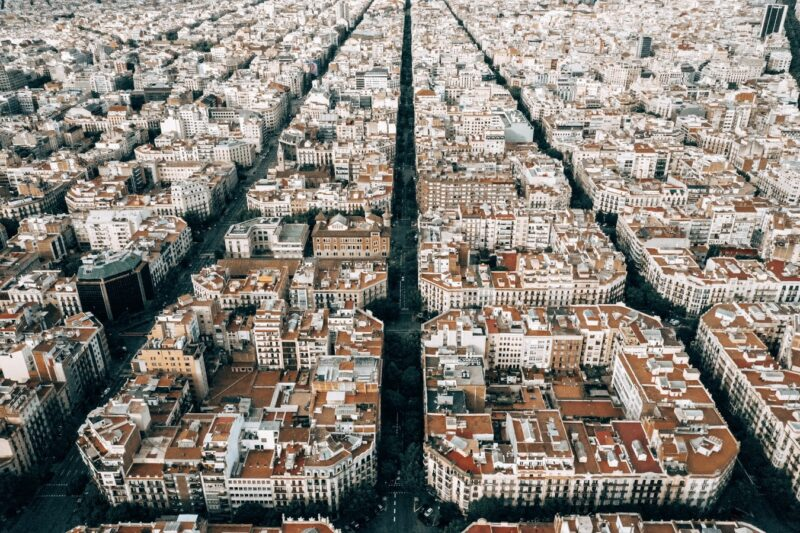 Attractions in Barcelona / Monuments, interesting places